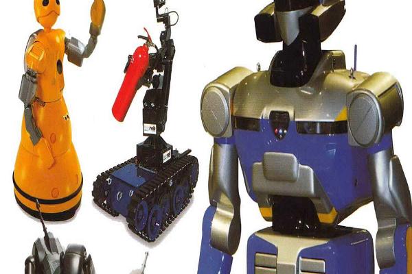 كتب علمية للأطفال- كتاب مشاهدات علمية عن الروبوت DK