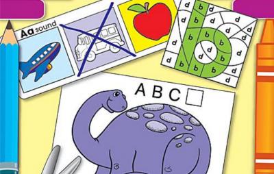 تعليم الحروف الانجليزية للاطفال pdf