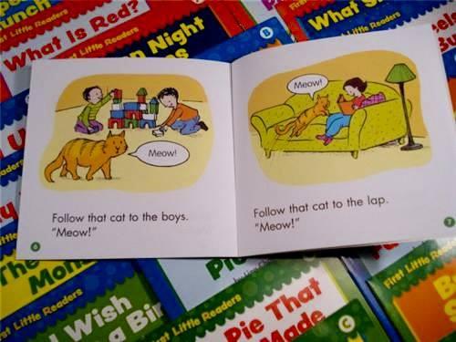 قصص اطفال قصيرة- قصص مصورة سلسلة بداية القراءة سكولاستك-الجزء1