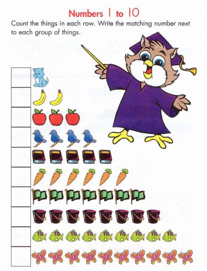 تعليم عملية الجمع للاطفال