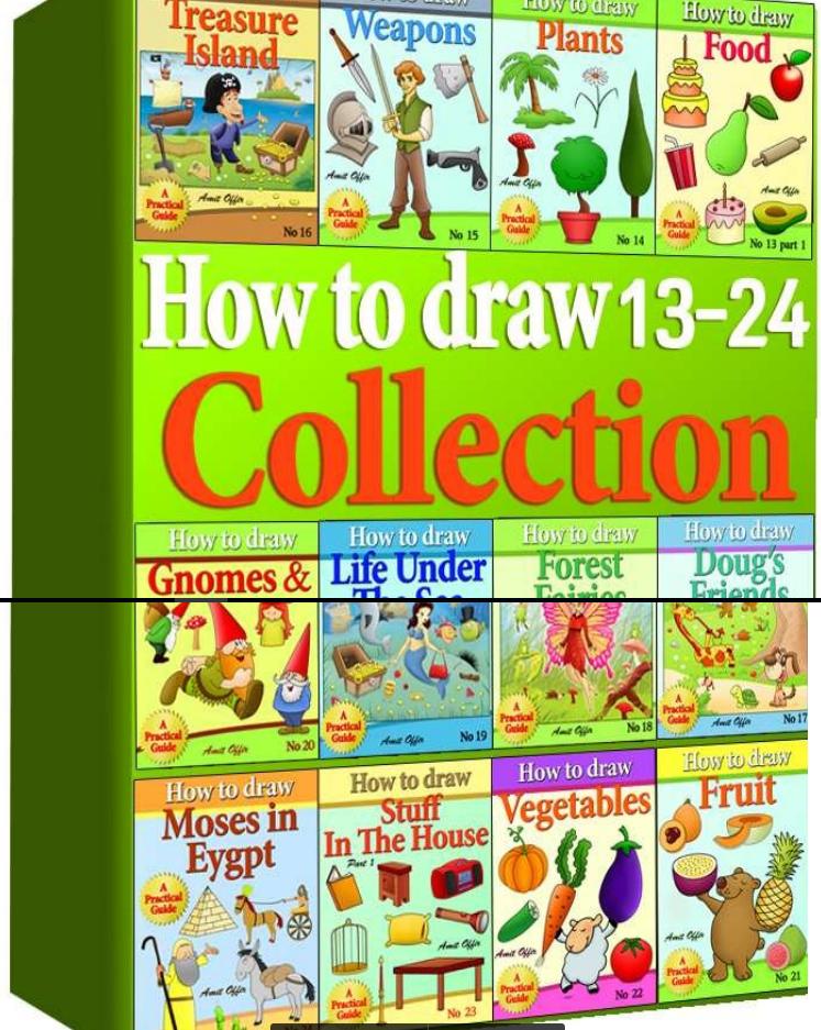 تعليم الاطفال الرسم بسهولة  موسوعة كاملة