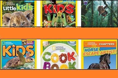 تحميل مجلة ناشيونال جيوغرافيك للاطفال