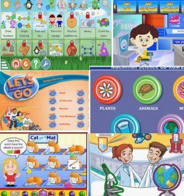تحميل برامج تعليمية للاطفال مجانا اسطوانات