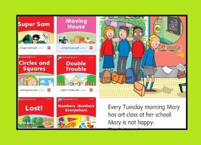 قصص تعليمية للاطفال باللغة الانجليزية