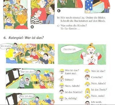 تعليم الالمانية للاطفال PDF