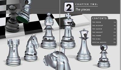 كتاب تعلم الشطرنج pdf مصور وملون